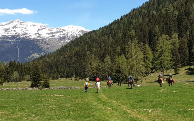Passeggiata Alpe Geira 16.6.2019